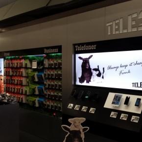 Tele2 Shop in Shop Elgiganten kungens kurva