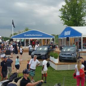 BXP genomför BMW Sveriges sponsorskap i samband med Nordea Masters på Brohof