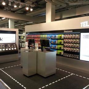 Tele2 Shop in Shop Elgiganten Barkarby