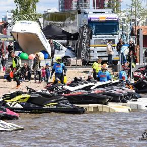 BXP och BXP Racing genomför träningsläger under Skärgårdsdagarna i Västerås