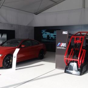 BXP bemannar BMW Sveriges närvaro under Nordea Masters