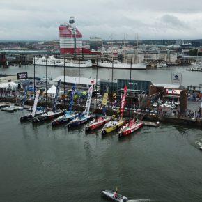 BXP närvarar under Volvo Ocean Race i Göteborg